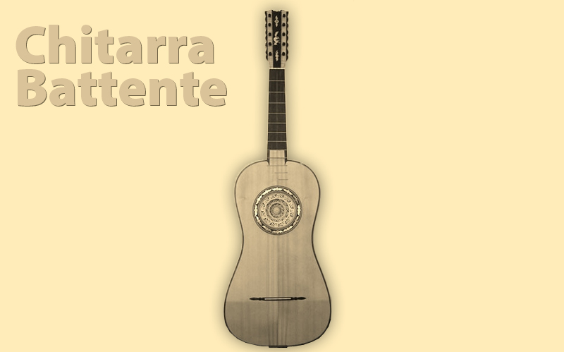 chitarra-battente