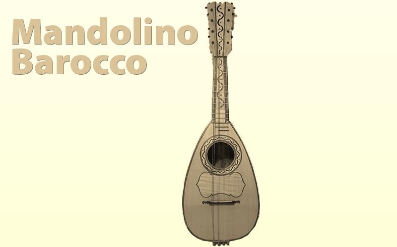 mandolino-barocco