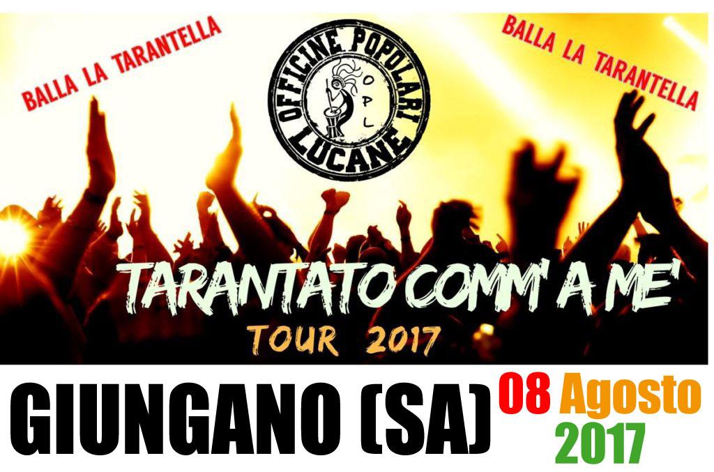 Pietro Cirillo in concerto 08 Agosto 2017 Giungano