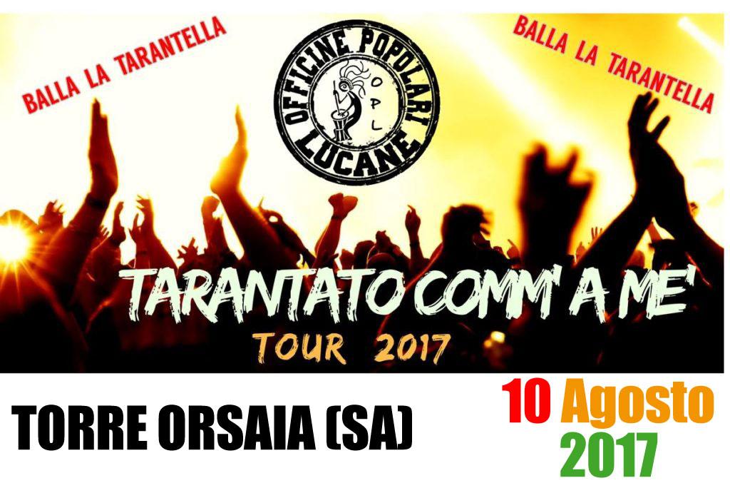 Pietro Cirillo in concerto 10 Agosto 2017 Torre Orsaia