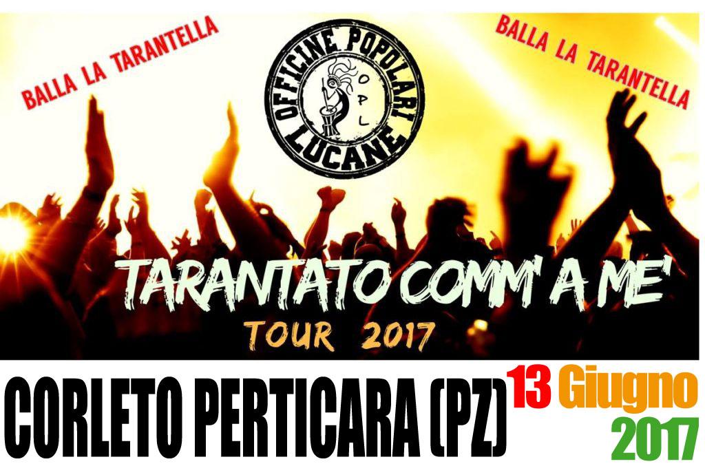 Pietro Cirillo in concerto 13 Giugno 2017 Corleto Perticara