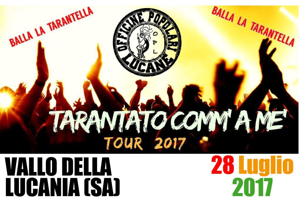 Pietro Cirillo in concerto 28 Luglio 2017 Vallo della Lucania