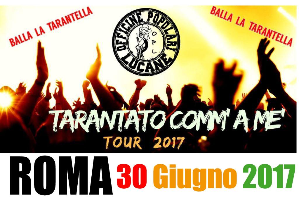Pietro Cirillo in concerto 30 giugno 2017 Roma