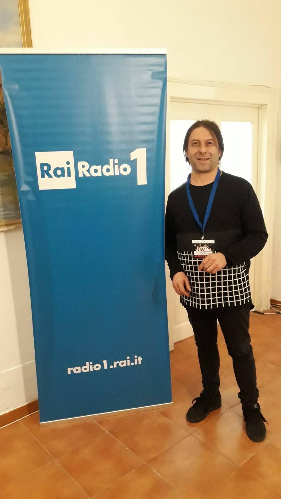 Pietro Cirillo Officine Popolari Lucane Rai 1 - L'anno che verrà