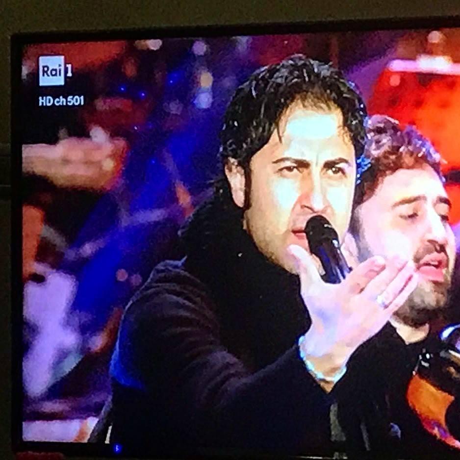 L'ANNO CHE VERRÀ 2018!! CAPODANNO SU RAI 1