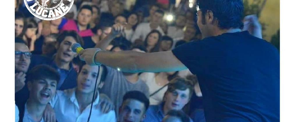 Pietro Cirillo in concerto Aliano MT