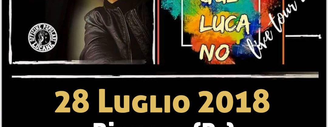 Sangue Lucano - Live Tour 2018 Pietro Cirillo 28-lug-2018