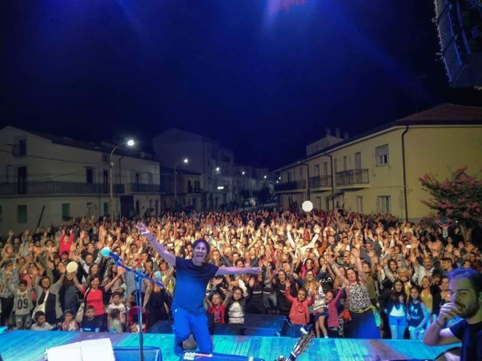 Pietro Cirillo Tour 2018