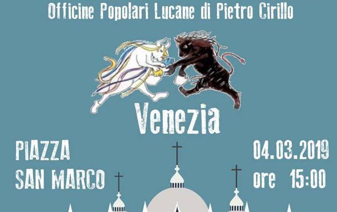 Carnevale di Venezia-Piazza San Marco